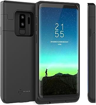 Samsung Galaxy S9 Plus Funda Bateria, Moonmini 4000mAh Li-polímero ...