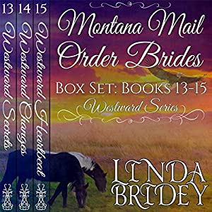 Montana Mail Order Bride Box Set, Books 13 - 15 Audiobook