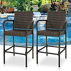 619rP0ncsrL._SS300_ Wicker Dining Chairs & Rattan Dining Chairs