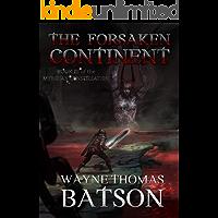 The Forsaken Continent (The Myridian Constellation Book 3)