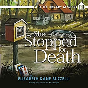 She Stopped for Death Audiobook