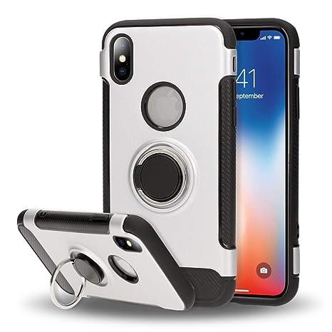 coque bague iphone x