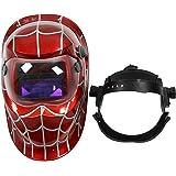 Mascara de soldador - TOOGOO(R) Mascara de soldador profesional Casco de soldadura de