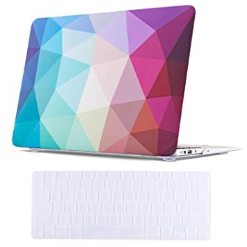 Amazon.com: TeenGrow - Carcasa rígida de goma para MacBook ...