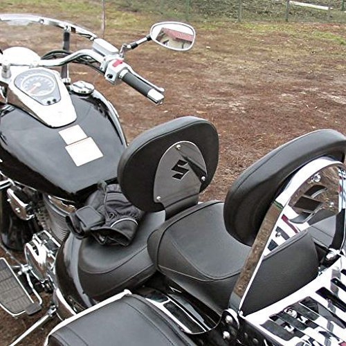 Top quality Suzuki M800 Intruder Rider/Driver Backrest Chrome Cruisers