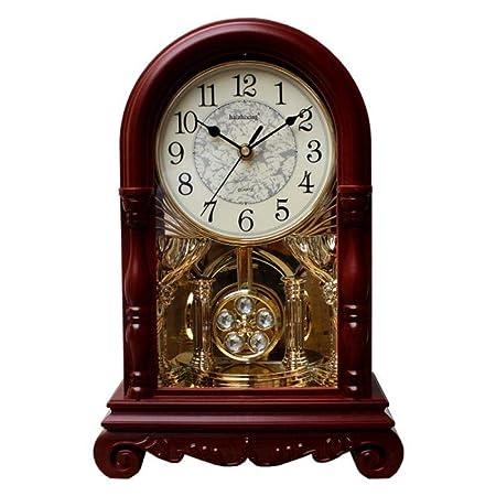 PQW Bright Despertadores mecánicos Reloj de Mesa Trabe el hogar ...
