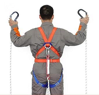 kits anticaídas arnés anticaída y cinturón cuerda de seguridad Kit ...