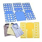 LEEFE Shirt Folding Board with Drawer Storage