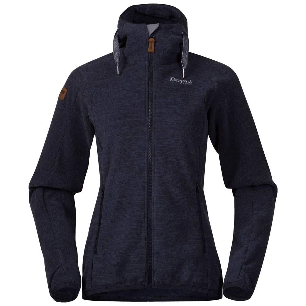 Bergans Hareid Fleece Fleece Fleece Jacket damen - Damen Fleecejacke B07NVQSVK4 Jacken ein guter Ruf in der Welt 803ed3