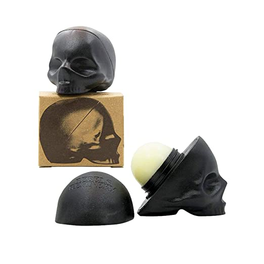 Rebels Refinery Capital Vices Collection Skull Lip Balm - Mint - 5.5 grams Black 12pc Candy Flavored Lip Balm Assorted Flavors Chapstick Gloss Pez Nerds Nestle Bundle