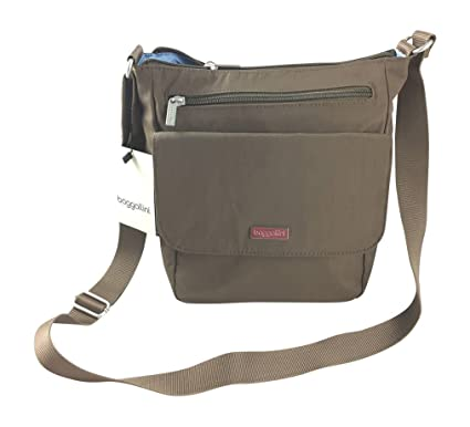 87f71ea79e5c Image Unavailable. Image not available for. Color  Baggallini Town Bagg  Crossbody Mushroom