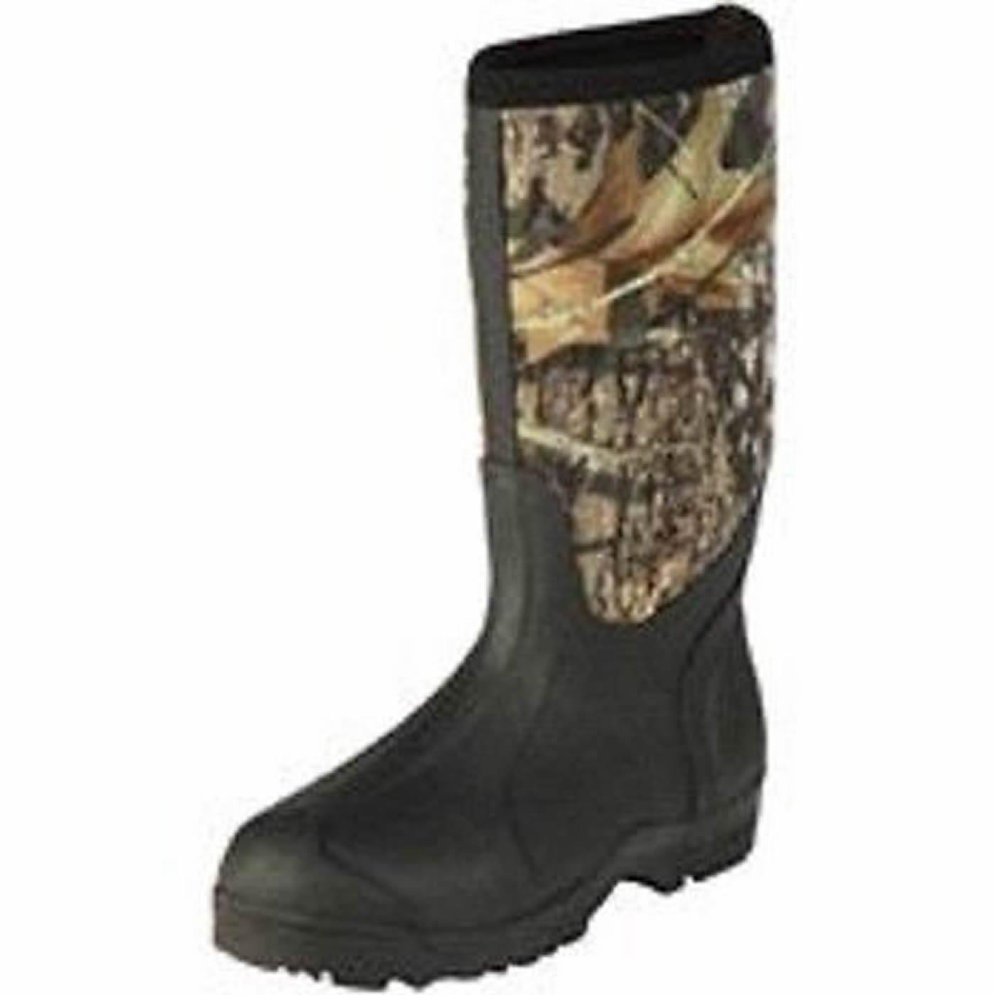 New Norcross 67503 Size 13 Mossy Oak Camo Break Up Sole 15'' Work Hunting Boots