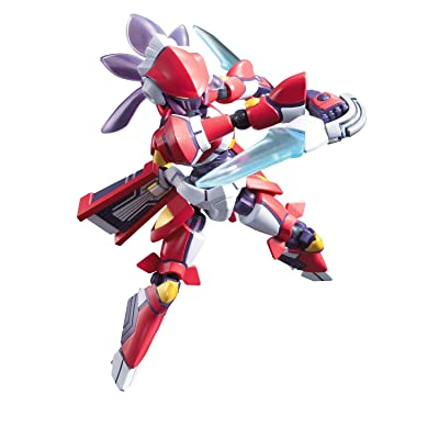 Little Battlers Experience #10 Pandora, Bandai Spirits LBX, BAS5058218: Toys & Games