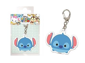Amazon.com : Disney Tsum Tsum Keyring - Stitch Lilo & Stitch ...