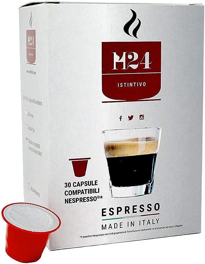 240 Cápsulas de Café Compatibles con Máquinas Nespresso - Caffè ...