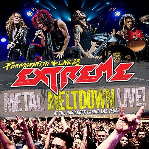 Pornograffitti Live 25 / Metal Meltdown (BluRay/DVD/CD) ()