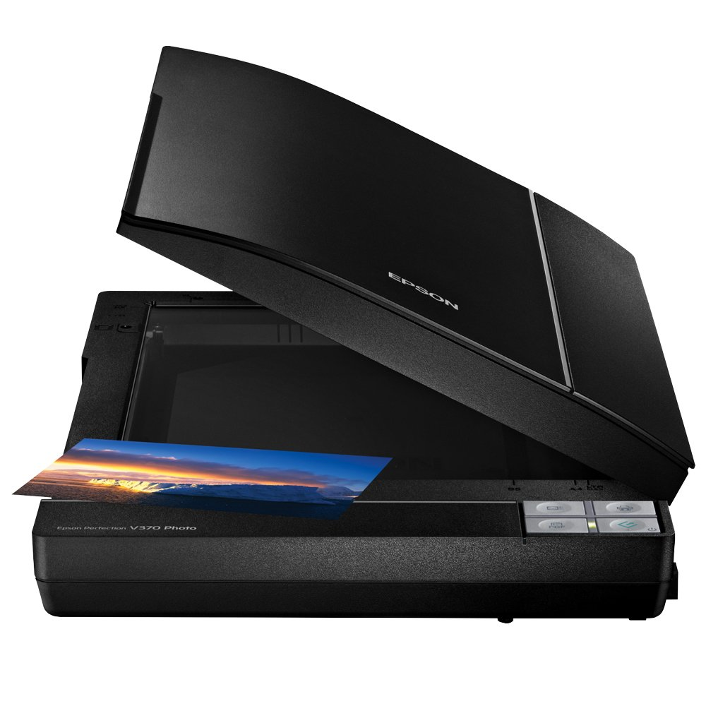 Epson Perfection V370 Photo Scanner 235F718