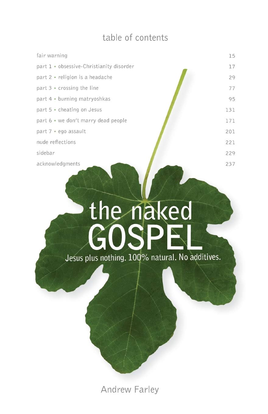 The Naked Gospel  Truth You May Never Hear In Church