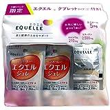 【数量限定】 エクエル ジュレ (100g×3個) + タブレットタイプ付 (大塚製薬)