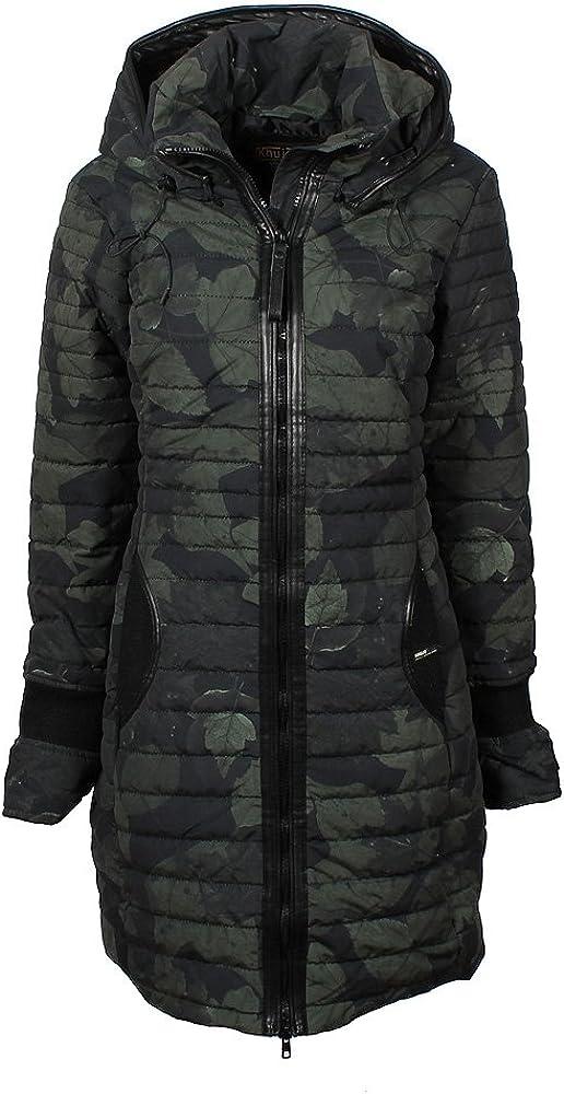 TALLA XS. Abrigo con capucha para mujer de Khujo