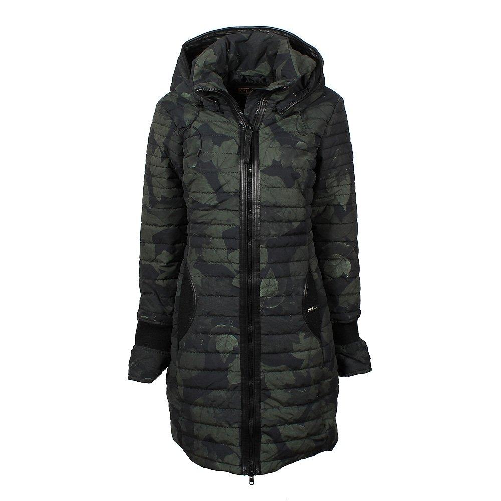 Abrigo con capucha para mujer de Khujo