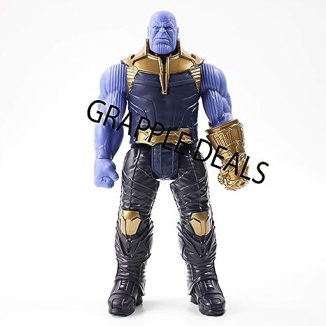 Amazon com: GRAPPLE DEALS Titan Hero Series Avengers Strong