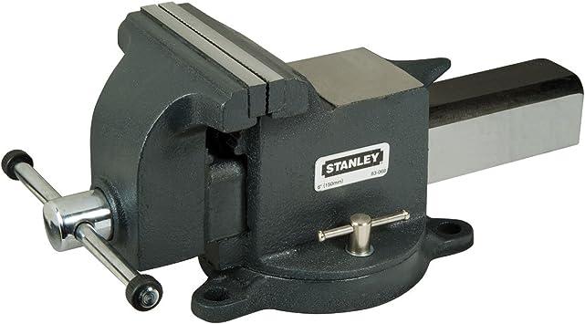STANLEY 1-83-068 - Tornillo de banco de carga pesada Maxsteel ...
