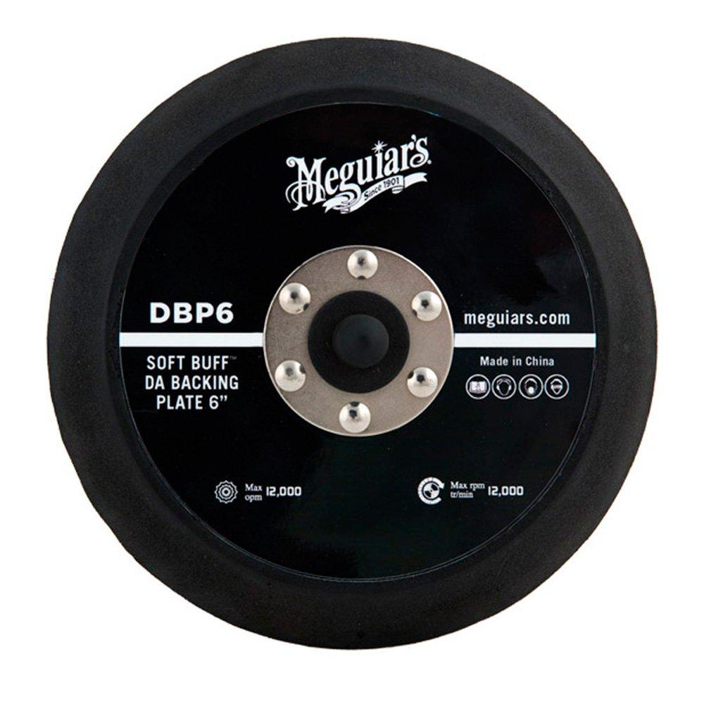 Meguiar's DBP6 6'' DA Backing Plate