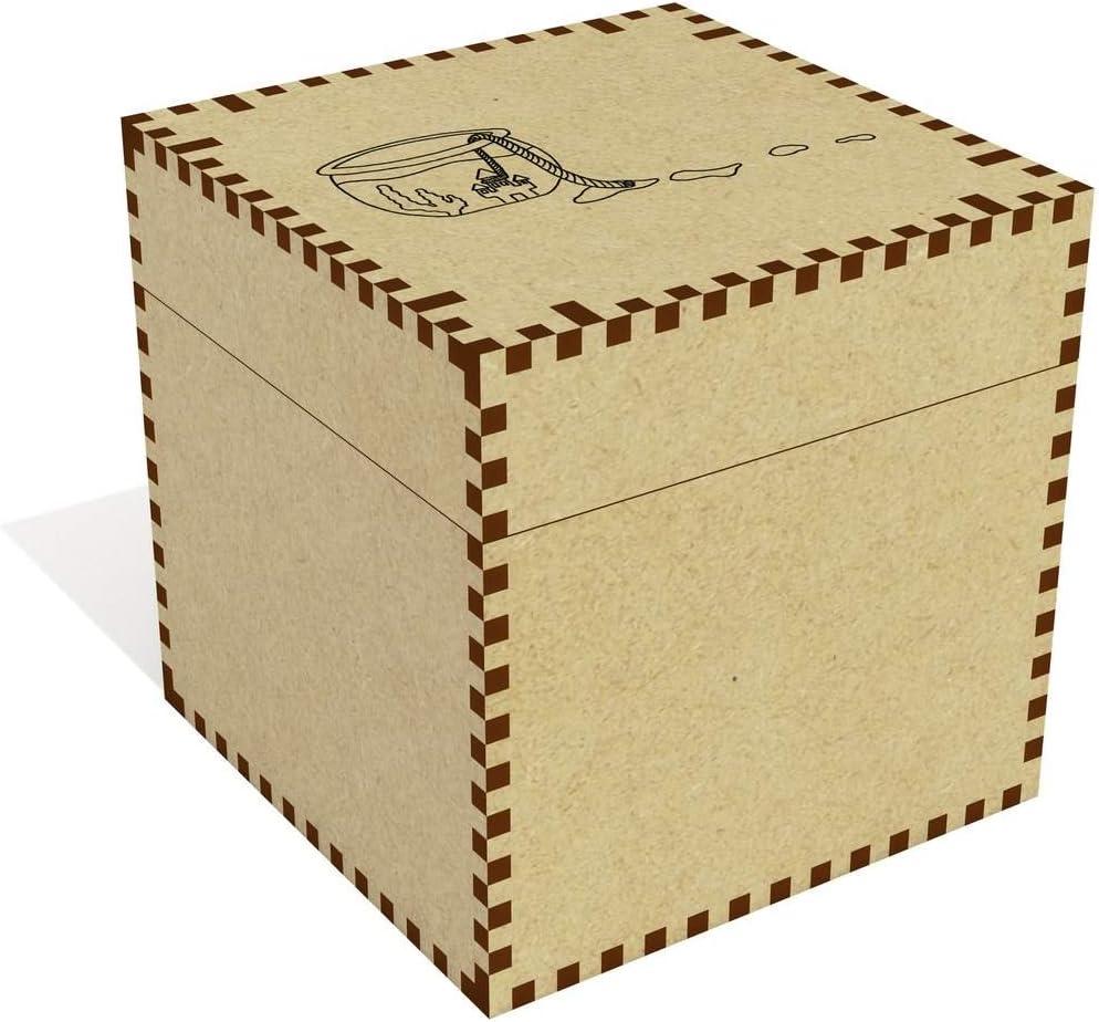 Azeeda Grande Escape de Peces Joyería Caja (JB00001821): Amazon.es: Juguetes y juegos