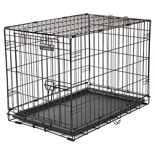 Precision Pet Products Cage - Precision Pet Care 1-Door 4000 Crate, 36