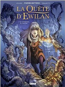vignette de 'La Quête d'Ewilan, tome 1 (Lylian)'