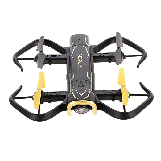 FYJH RC Carreras FPV Drone HD Plegable fotografía aérea 1080P ...