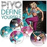 PiYo Workout Program Base Kit - 5 Disc Complete DVD