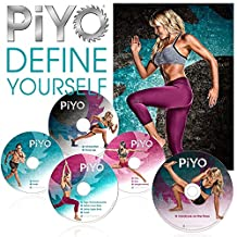 PiYo Workout Program Base Kit - 5 Disc Complete DVD
