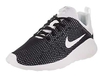 e3689a99cc2c Nike Men s Kaishi 2.0 SE Running Shoes Black White 9