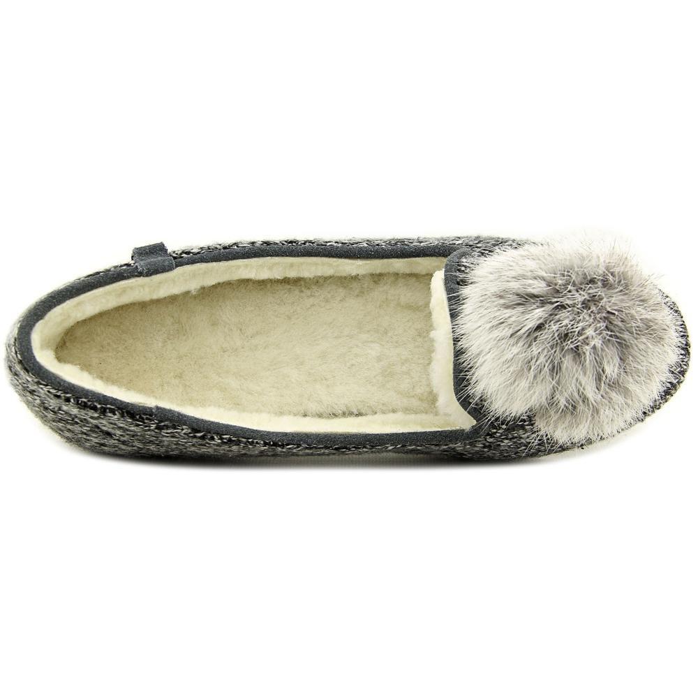 BEARPAW Damens's Shae Slipper, schwarz/Gray, 6 - M US - 6 3cec47