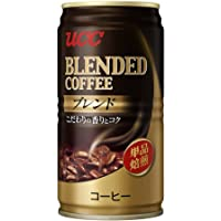 UCC 悠诗诗单品焙煎咖啡饮料 185g(日本进口)