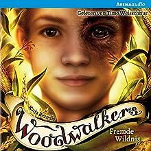 Fremde Wildnis (Woodwalkers 4) Hörbuch von Katja Brandis Gesprochen von: Timo Weisschnur