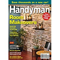 1-Year Family Handyman Magazine Subscription