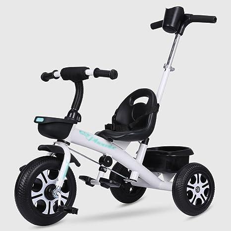 &Carrito de bebé Paseo triciclo Triciclo para niños 1-3-5-2-