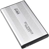 """YSWD Disco Duro Externo USB de 1TB / 2TB Disco Duro portátil SATA SATA de 2,5"""", Disco Duro para PC, Mac, Escritorio, Ordenador portátil, Chromebook, PS4, Xbox One, MacBook, Xbox 360"""