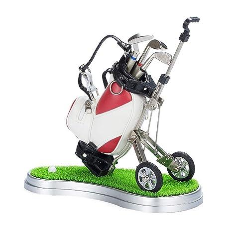 Titular de bolígrafos de mini golf Mini juego de souvenirs ...