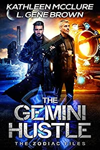 The Gemini Hustle by Kathleen McClure ebook deal