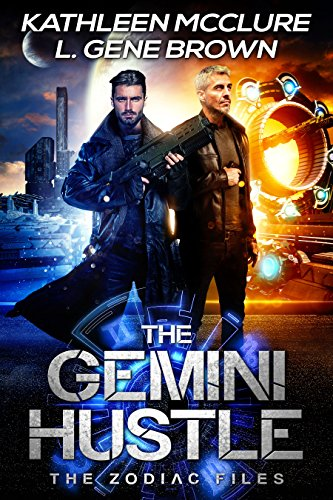 The Gemini Hustle by Kathleen McClure & L. Gene Brown ebook deal