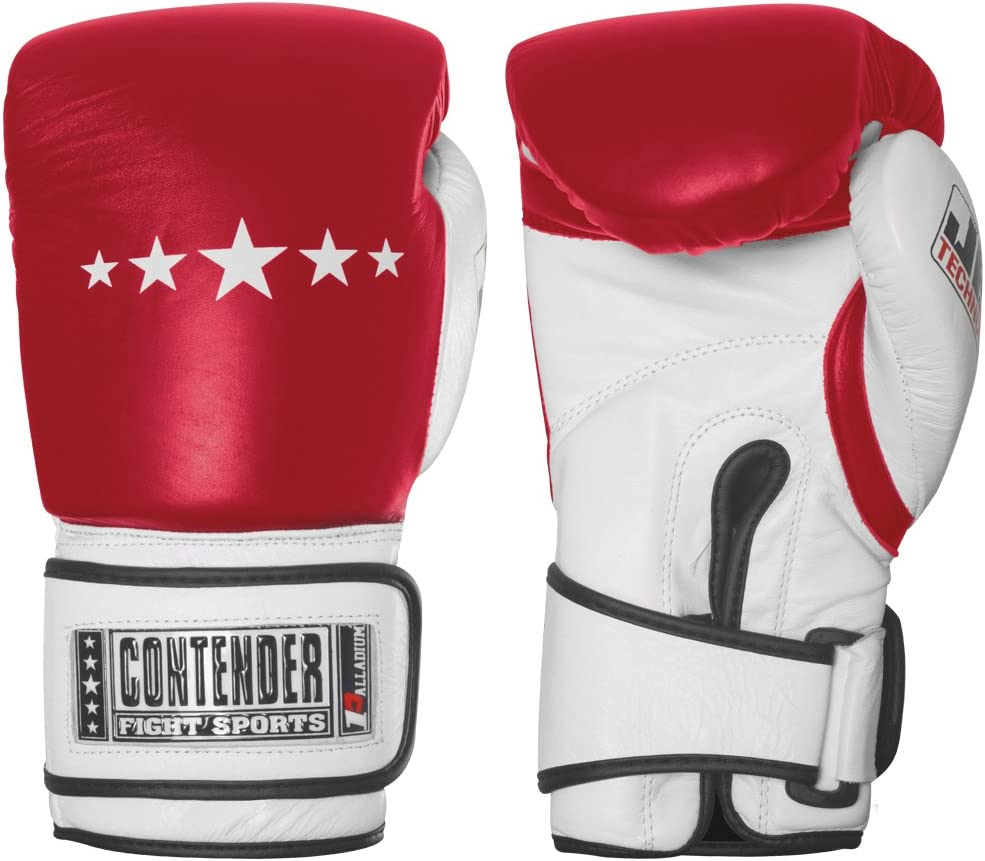 (Regular, 赤) - Contender Fight Sports Jel World Bag Gloves