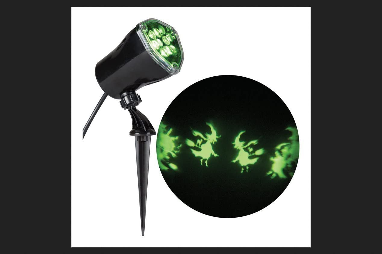projector Gemmy lightshow projection Halloween
