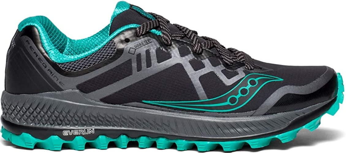 retail prices the cheapest first look Saucony Women's Peregrine 8 GTX Training Shoes: Amazon.co.uk ...