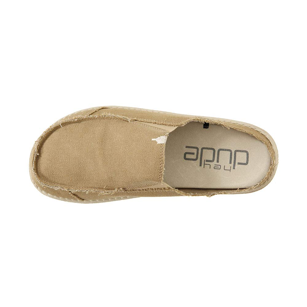 Dude Shoes Slip Martin Marron