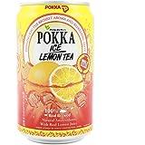 Pokka Ice Lemon Tea 300 ml (Pack of 24)