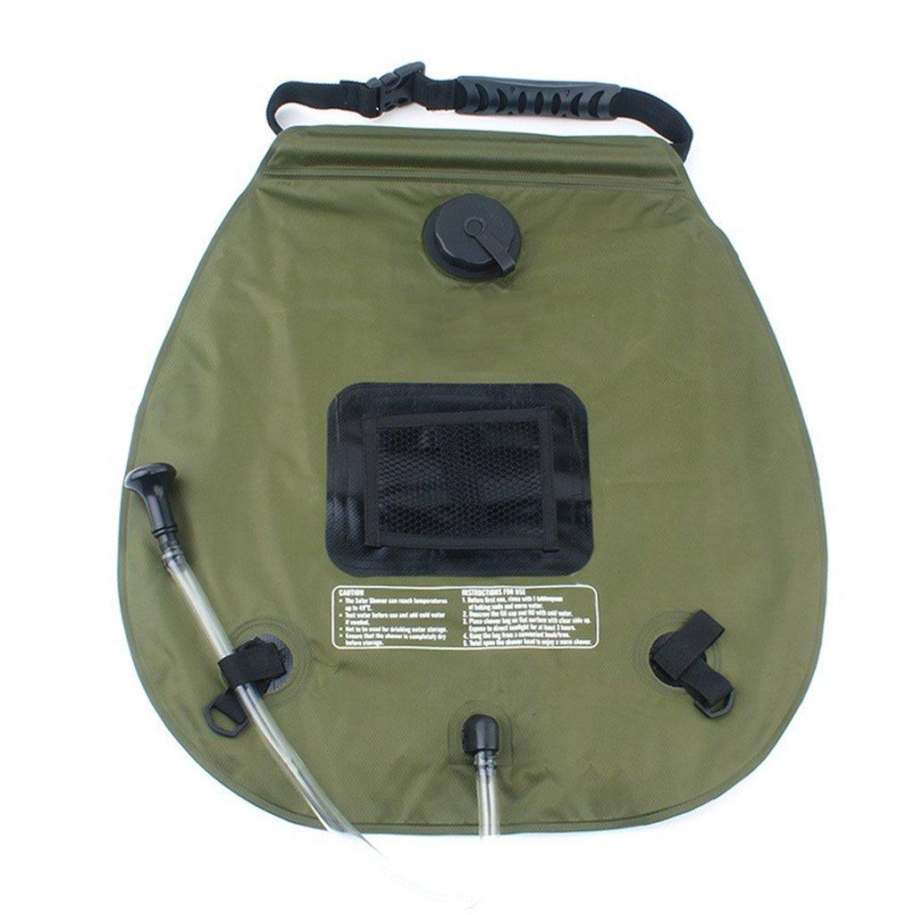 Outdoor Shower Bag Car Shower Non-Solar Hot Water Bag 20L Portable Take A Bath By MAG.AL